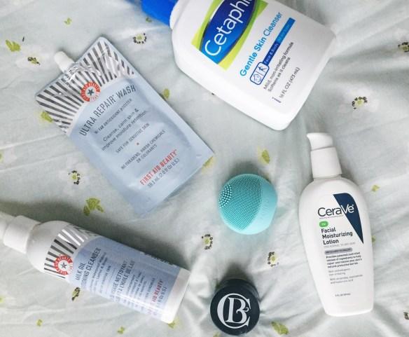 My Skincare Saviors | Born To Be Bright
