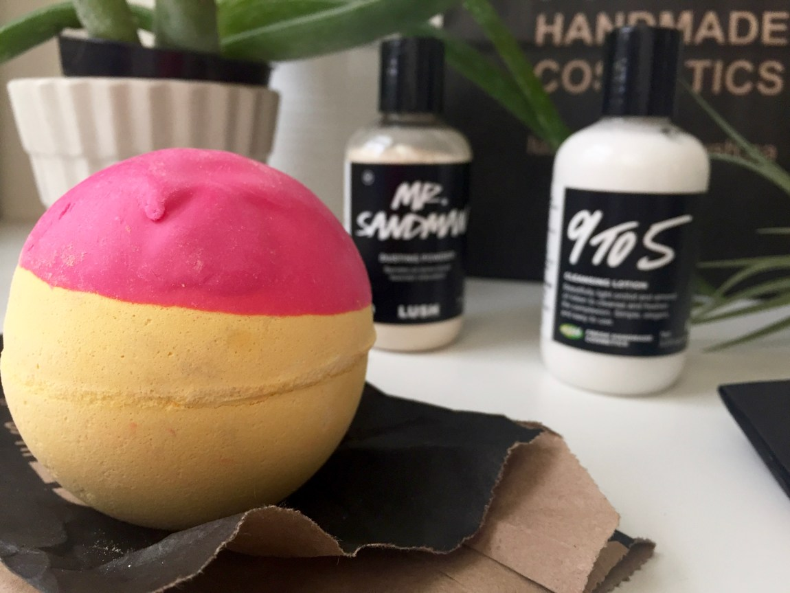 Little Lush Haul - Born To Be Bright
