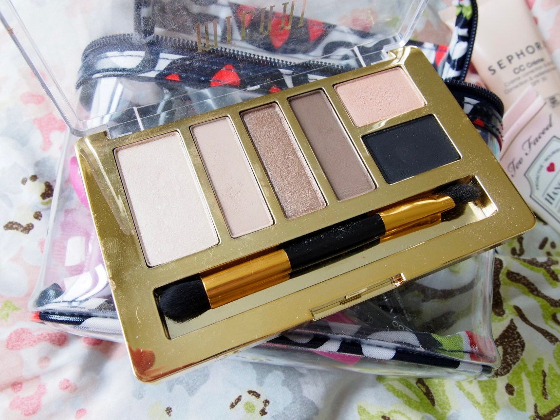 Makeup To Use Up- Milani Everyday Eyes Palette