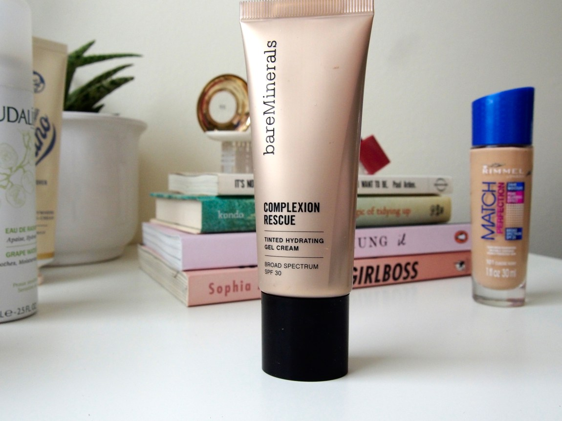 3 Summer Bases - BareMinerals Complexion Rescue