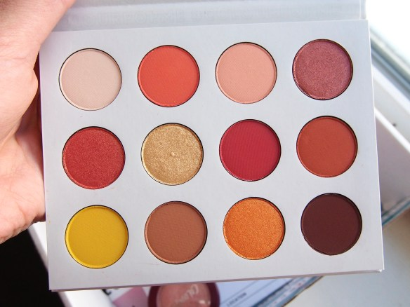 Colourpop's Yes, Please! Palette