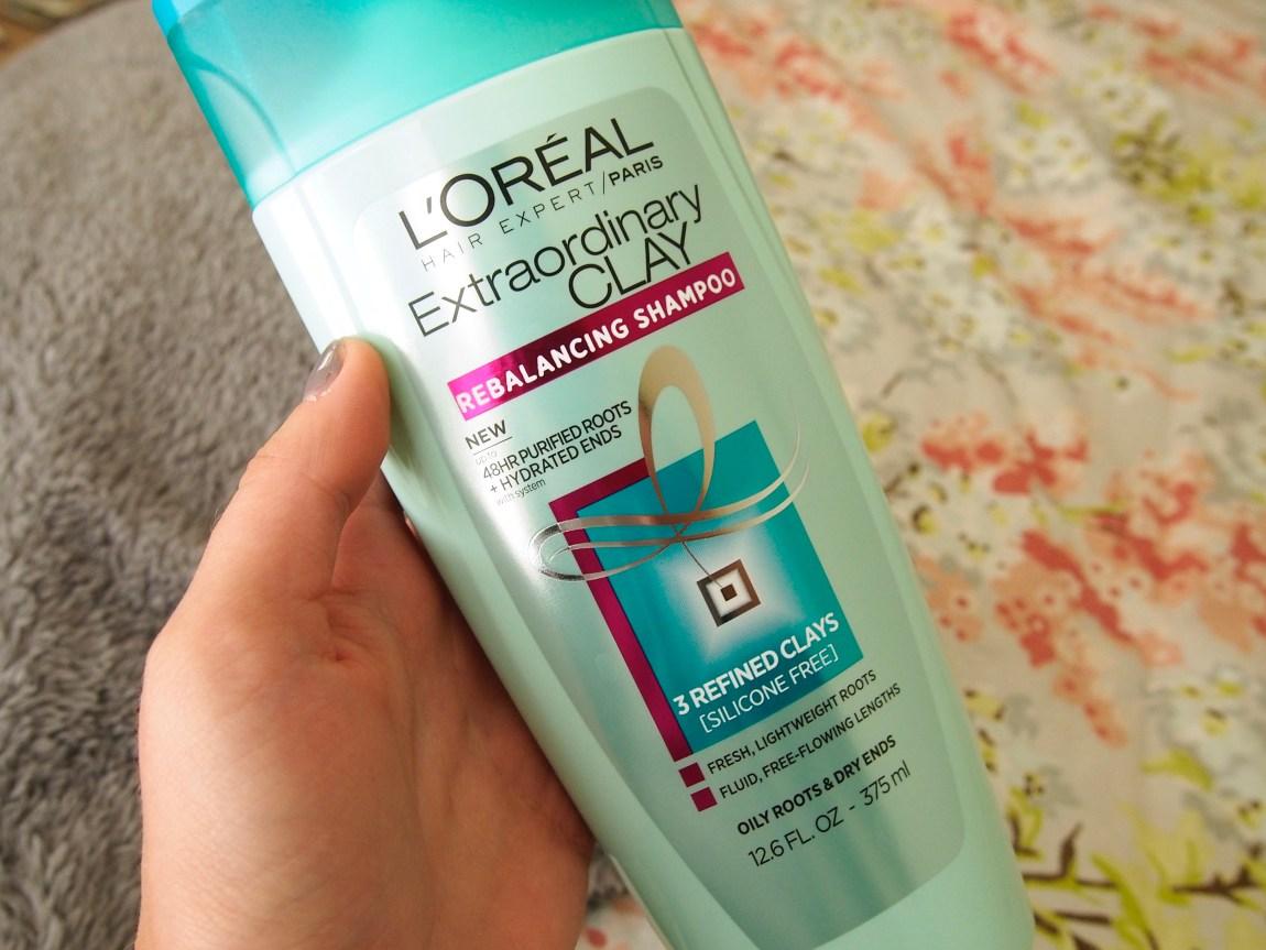 My Perfect Shampoo Routine - L'Oreal Rebalancing Shampoo