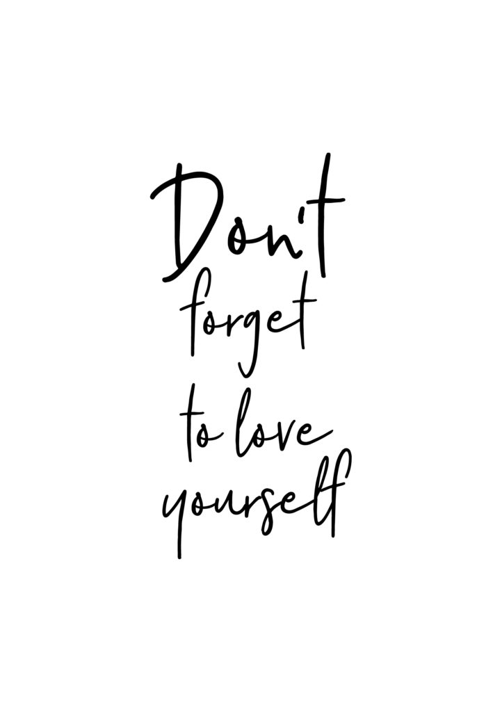 Loving Yourself: The Commandment That's Rarely Talked