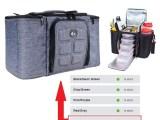 6Pack Fitness Expert Innovator 500 MEAL PREP BAG