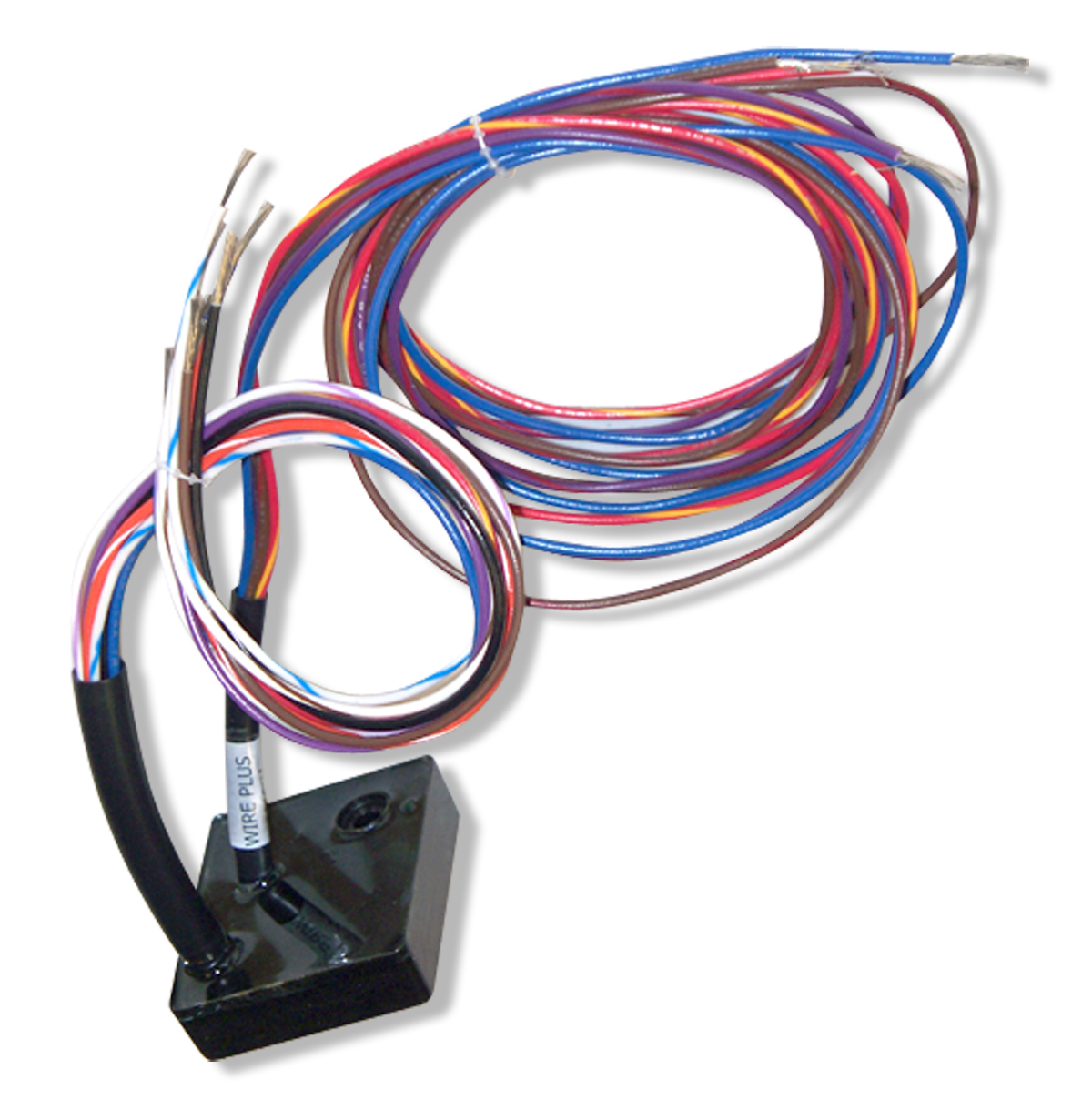 hight resolution of wire plus introduces power lighting control modules and wiringwire plus wiring harness 3