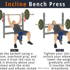 Roman Chair Alternative Pink Office Incline Bench Press: How To Do, Benefits, Forms, Muscles Worked