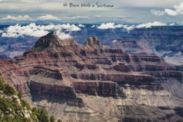 Grand Canyon's North vs South Rim