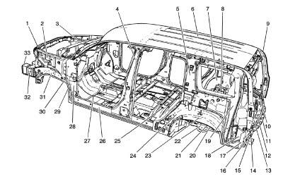 Gm Body Panels GM 57 Chevy Truck Panels Wiring Diagram