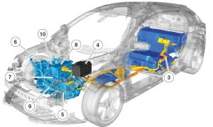 Where's the HighVoltage Service Disconnects on the 2012 Ford Focus??? – Boron Extrication