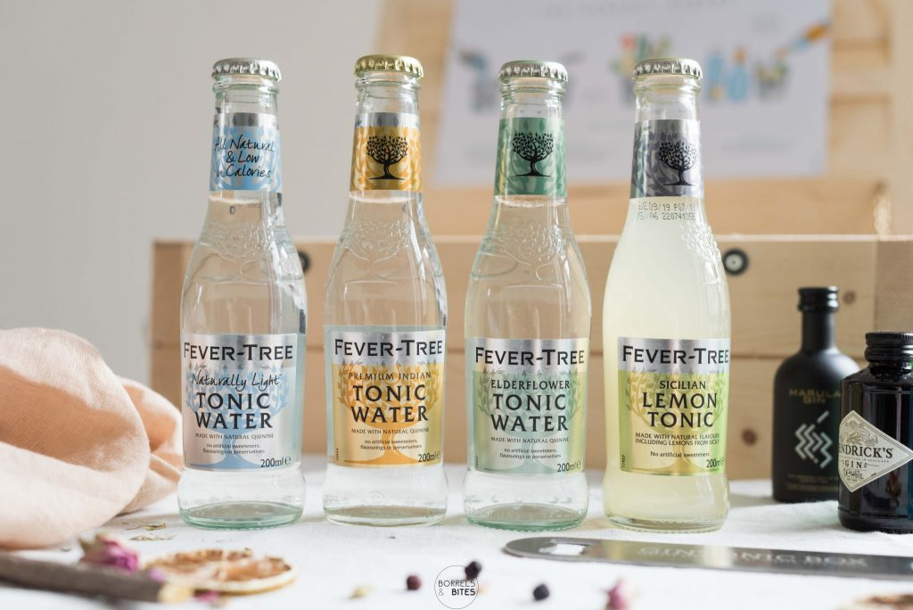 gintonicbox fevertree