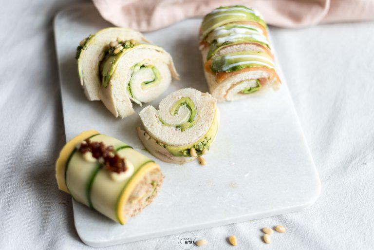 sanwich rolletjes