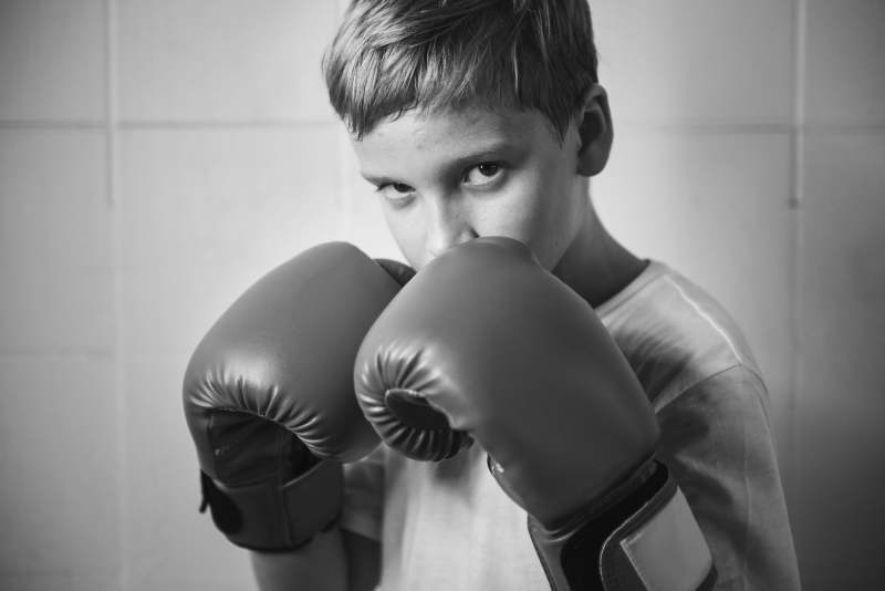 Picking Fights | A Large Family Survival Guide