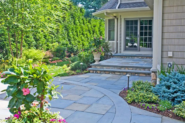 landscape design - glen rock nj