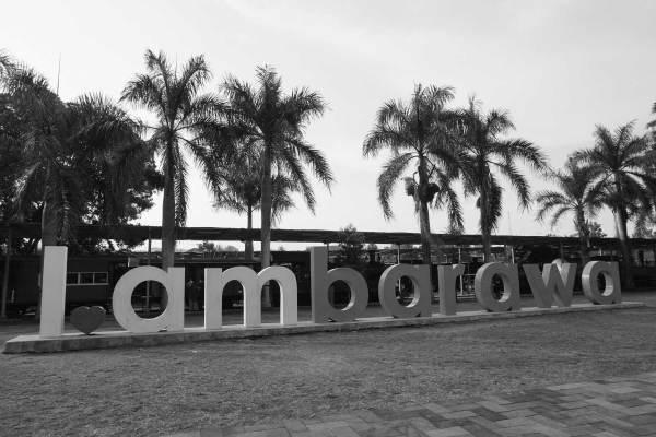 I love Ambarawa