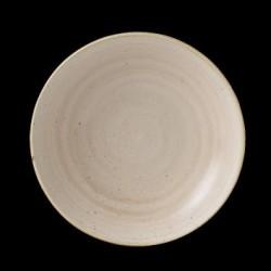 stonecast cream assiette a pate d25
