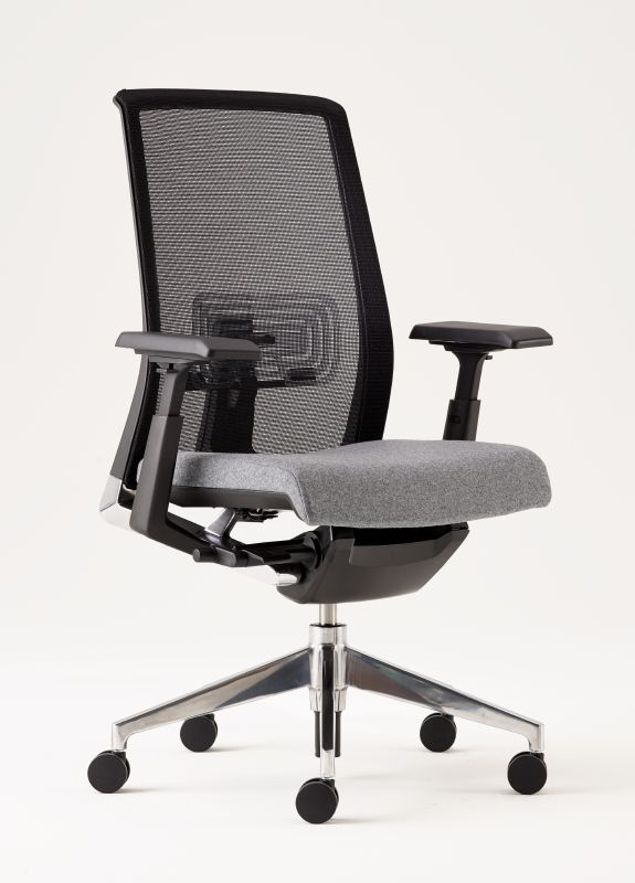 Haworth Very Desk Chair  Products  Inspiring Workspaces