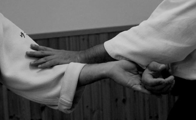 Uke ve Nage Dokunmak Aikido