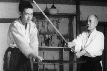 Morihei Kisshomaru Moriteru Ueshiba Doshu Aikido Aikikai