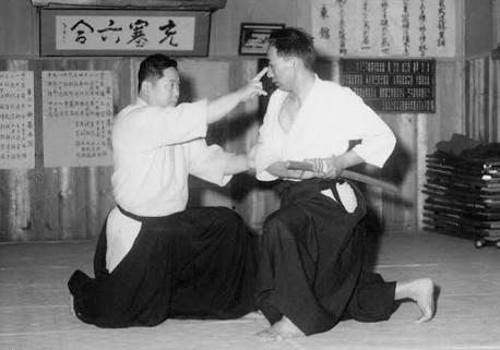 Aikido Aikijujutsu ve Aiki Anlamı Boş Ayna