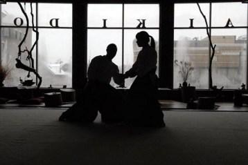 Kusursuz Uke Aikido Budo