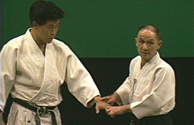 Gozo Shioda Aikido