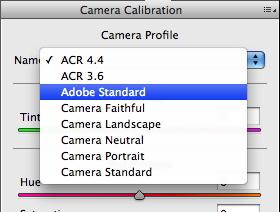 Camera Raw 5.2