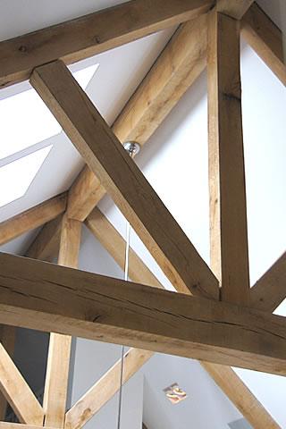 Houtconstructies op maat  Bosch Construct