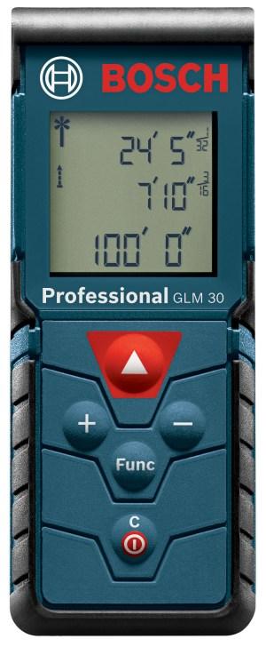 GLM 30   100 Ft Laser Measure   Bosch Power Tools