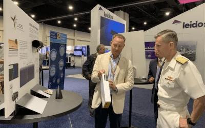 Sea-Air-Space 2021 Makes Triumphant Return for Maritime Community