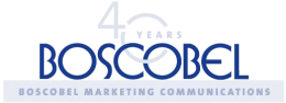Boscobel Marketing Communications 40 Years