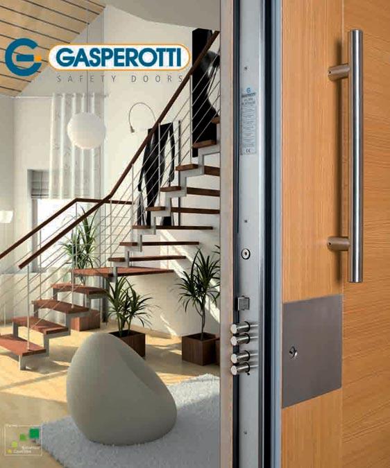 Gasperotti Porte Blindate Torino  Boscoloporte