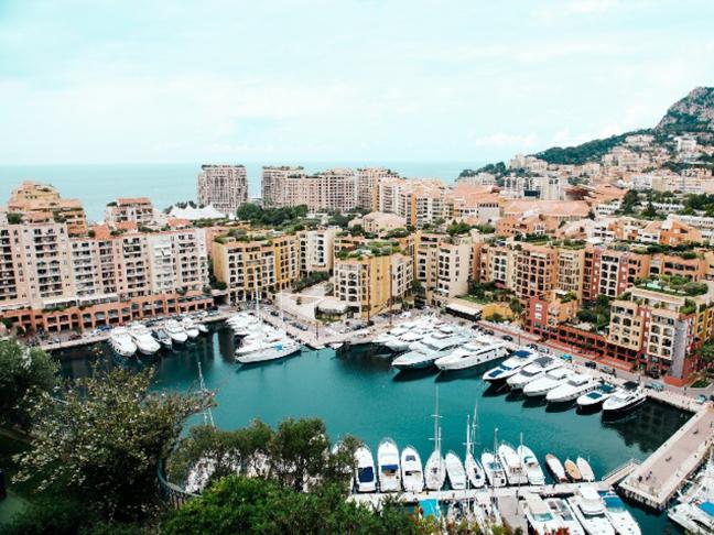 France: Port of Monaco