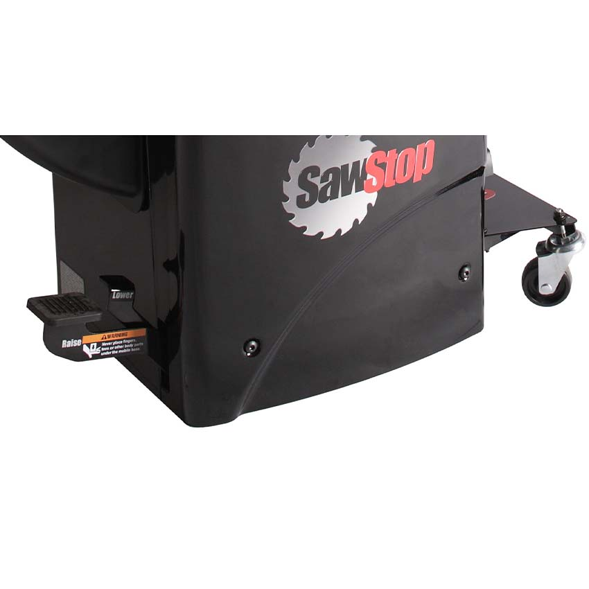 Sawstop 52 Extension Table Instructions