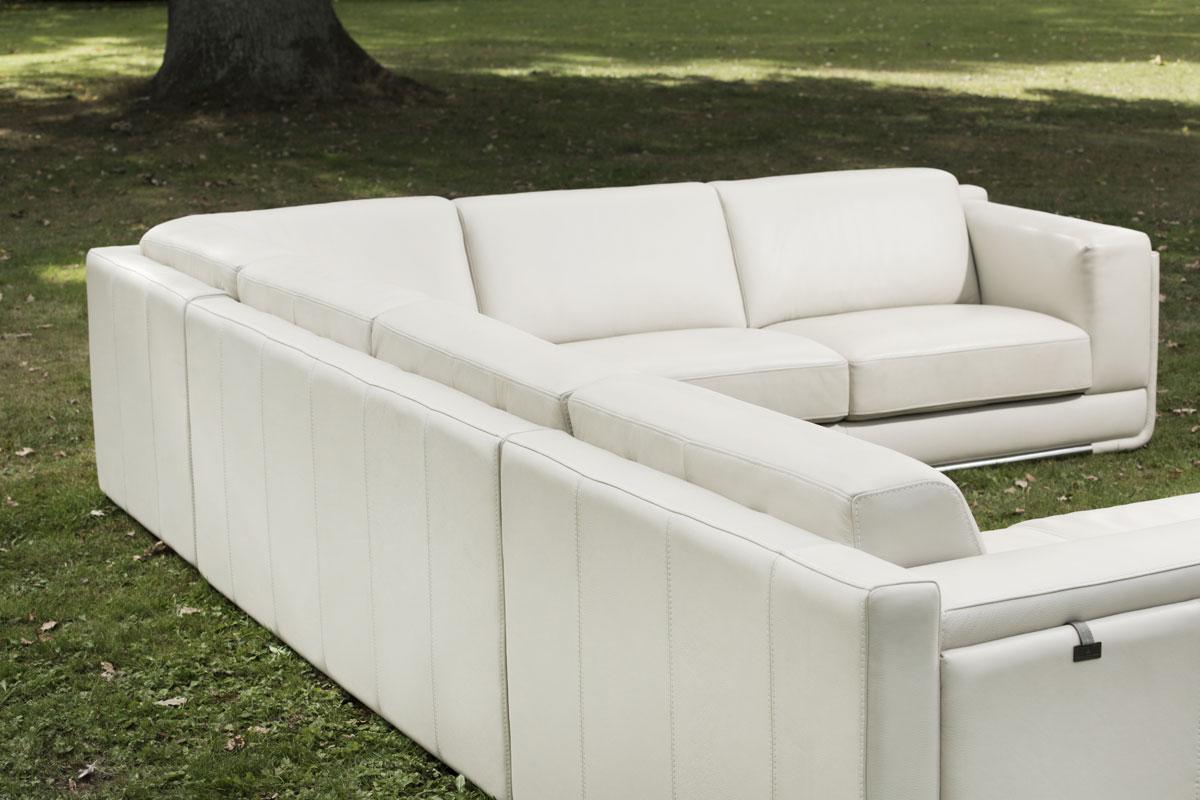 Praktisk U Formet Sofa I Flot Design Boshop