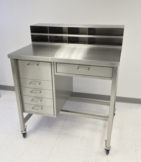 Cleanroom Tables  Bosio Stainless