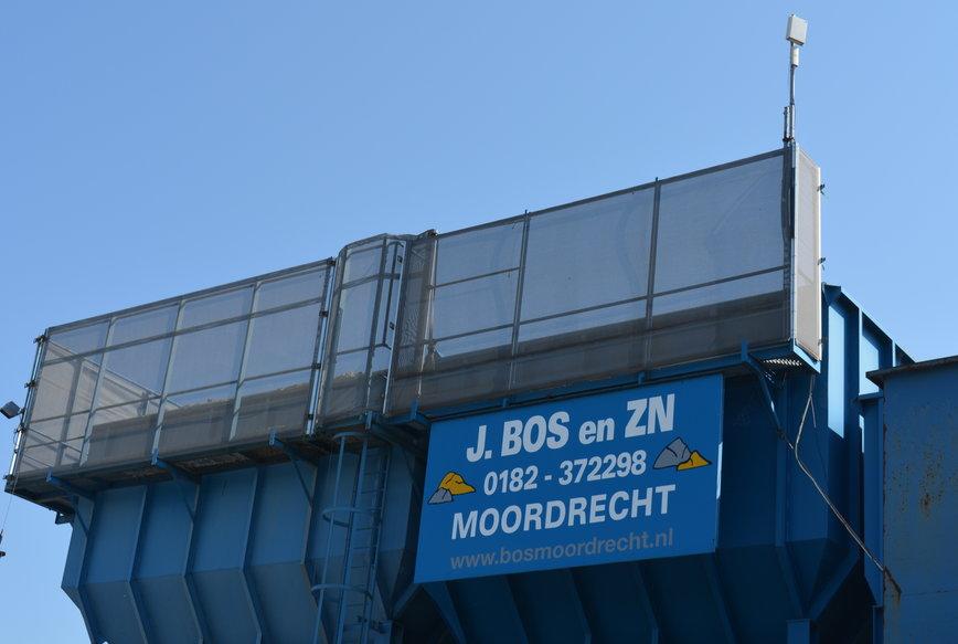Nieuwe website J Bos en Zonen