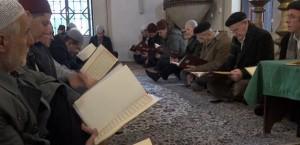 Saraybosnada Begova Camii 480 yildir her gün hatim okunuyor