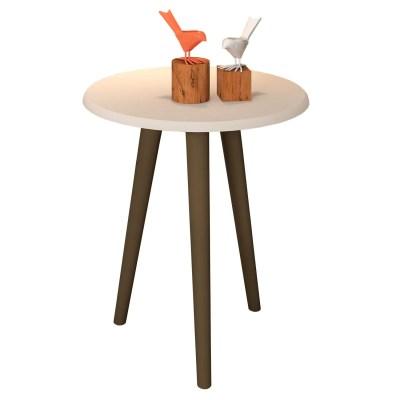 mesa lateral brillante off white 1