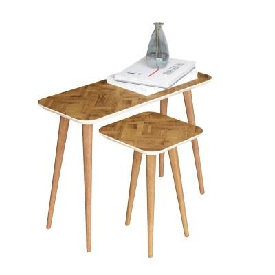 mesas laterales modernas marche 1
