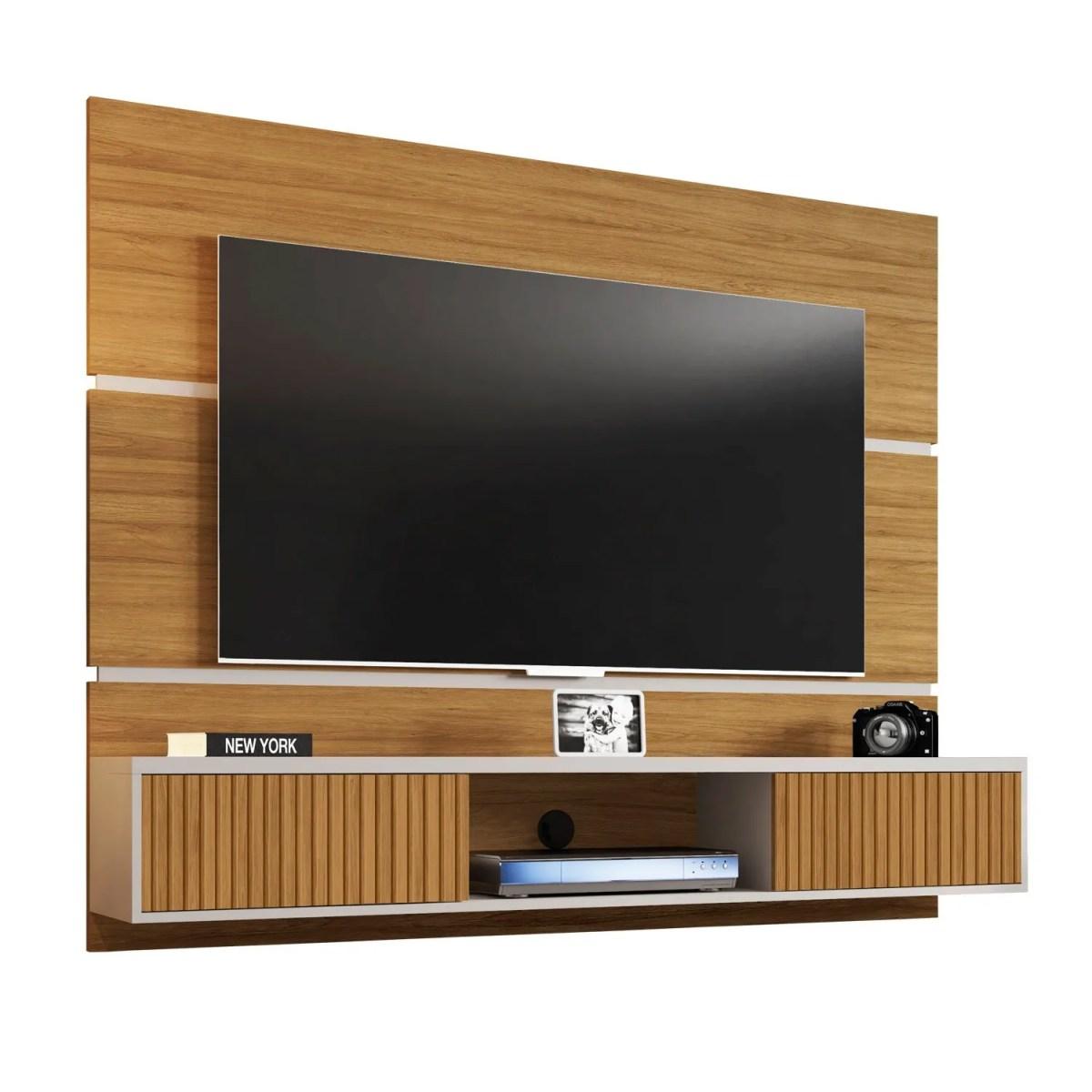 panel para tv ámbar 1