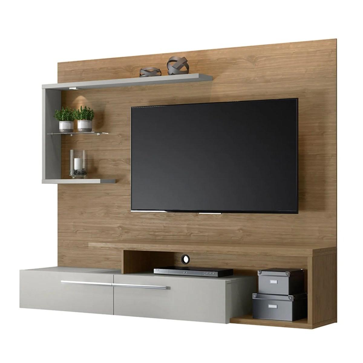 panel para tv floripa avellana off white 2