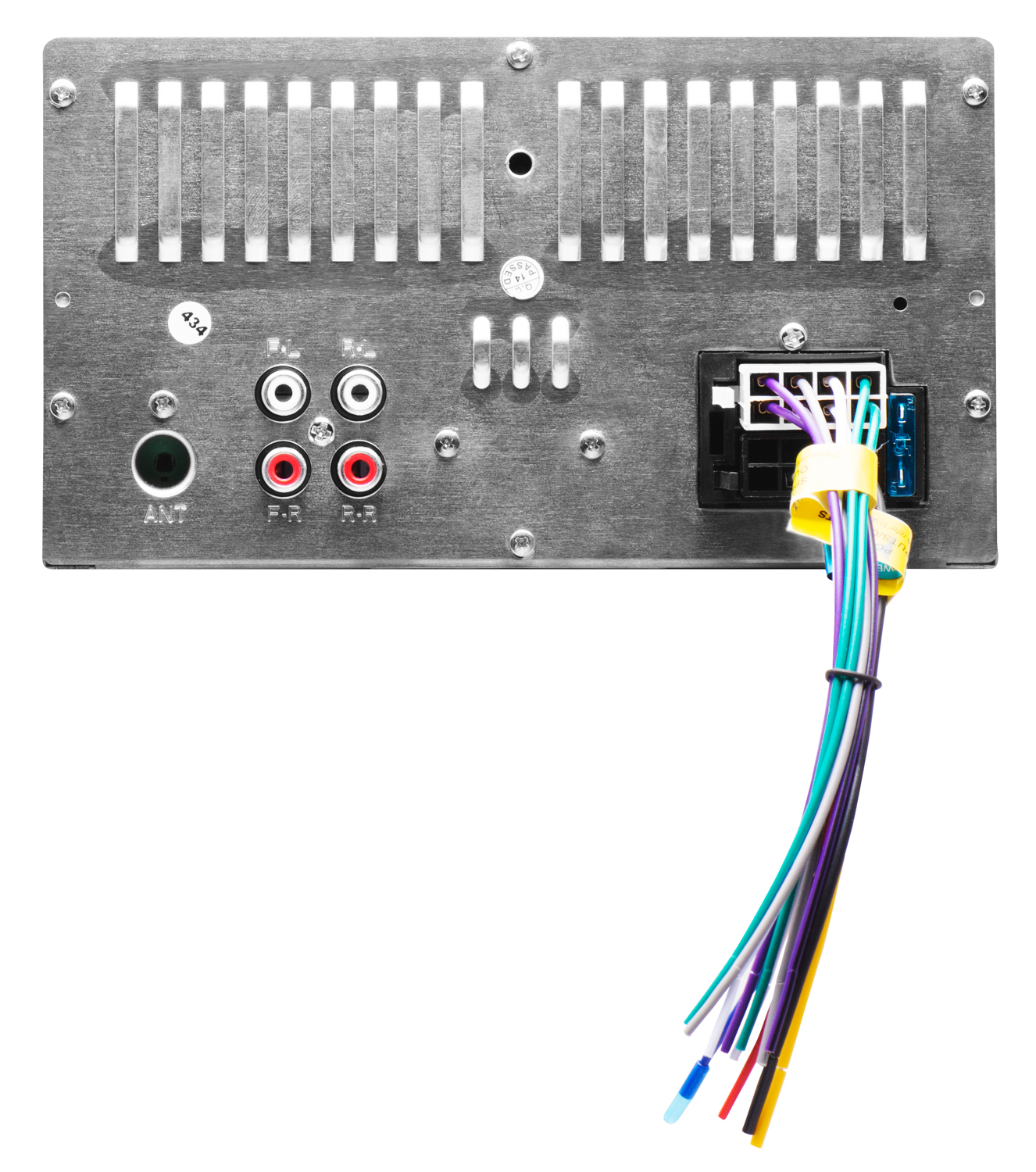 hight resolution of  stereo wiring diagram 820brgb 820brgb boss audio systems 820brgb
