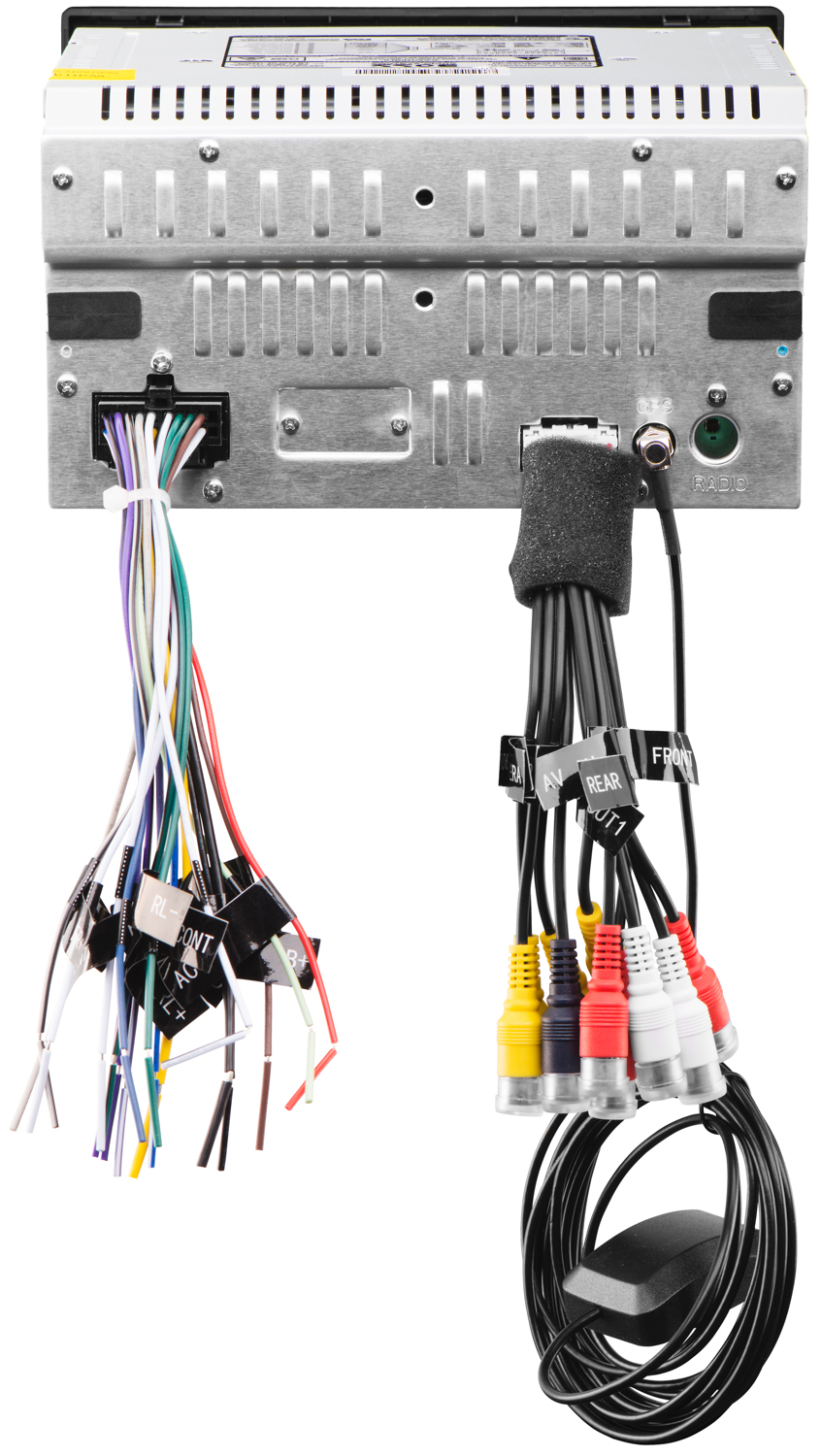 hight resolution of boss audio bv9986bi wiring harness wire center