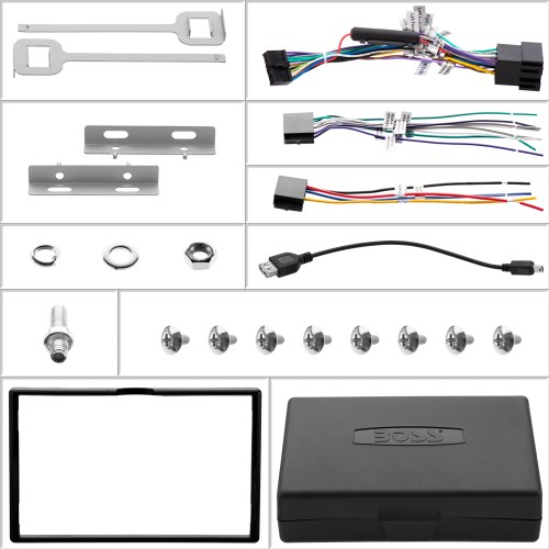 small resolution of boss bv9755 wiring harness 26 wiring diagram images boss car stereo wiring harness boss stereo wiring