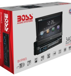 touch screen receiver bv9965 wire harnes [ 1000 x 897 Pixel ]