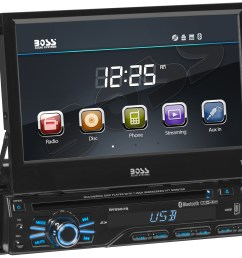 touch screen receiver bv9965 wire harnes [ 1500 x 1389 Pixel ]