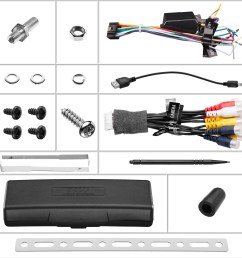 bv9986bi boss audio systems audio harness adapter audio harness adapter [ 1500 x 1500 Pixel ]