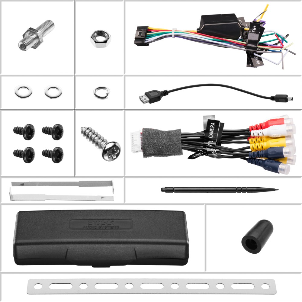 medium resolution of bv9986bi boss audio systems audio harness adapter audio harness adapter