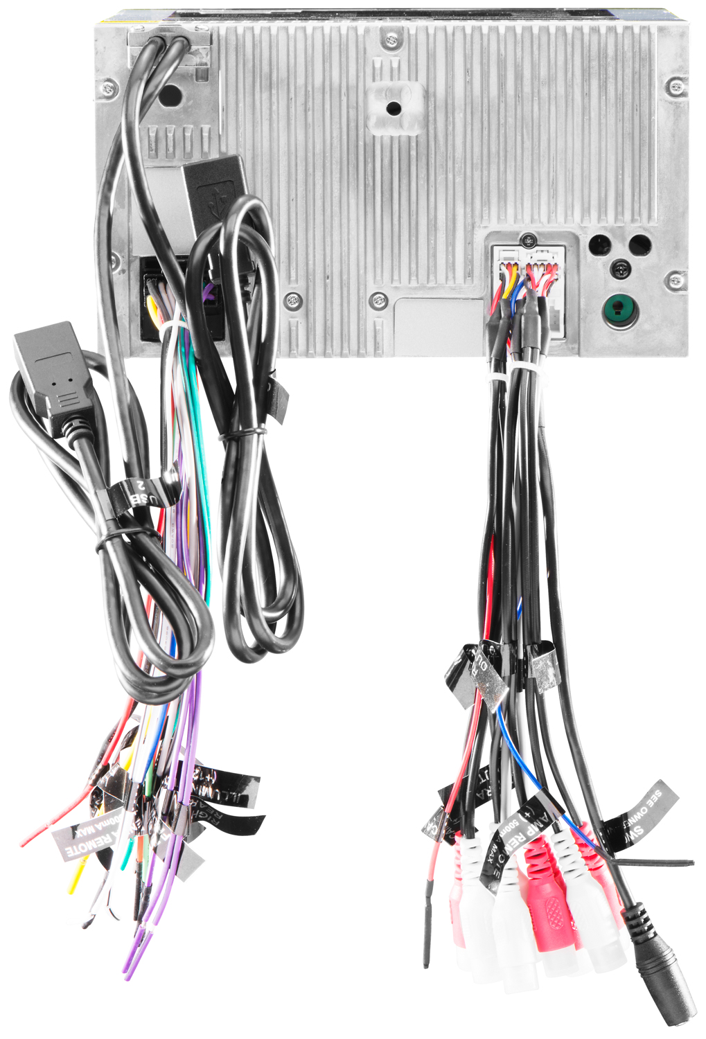 hight resolution of bvcp9675 boss audio systemsboss audio wire harness 19
