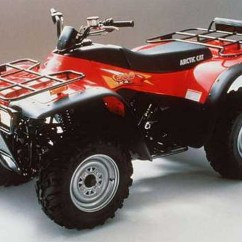 Ski Doo Snowmobile Parts Diagram John Deere 4x2 Gator Wiring Arctic Cat 1998 Atv 500 4x4 98a4g [parts Manual] - Servicemanualspro